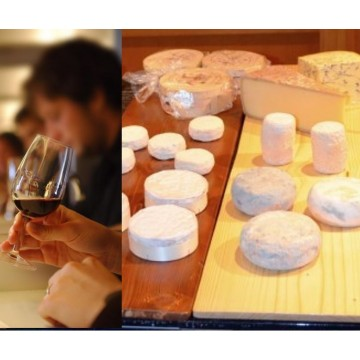 Matinée Vins & Fromages -...